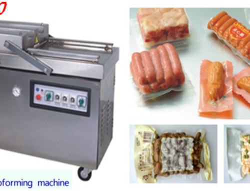 Video of Double Chamber Vacuum Sealer