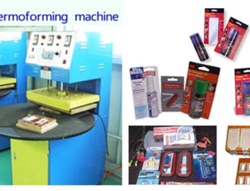 Semi Auto Blister Packing Machine Video