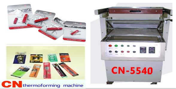 semi automatic skin packaging machines