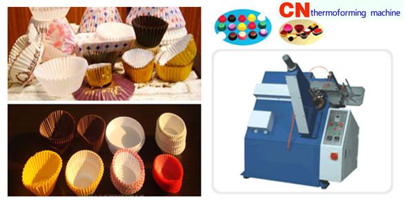 paper cake tray machines