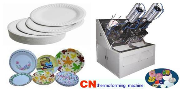 paper plate machines supplier