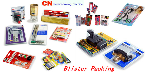 blister packaging advantages