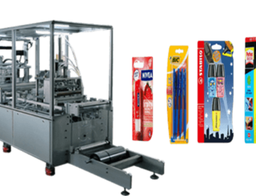 Blister Card Packaging Machine CN-500B