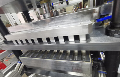 forming mold of blister machine